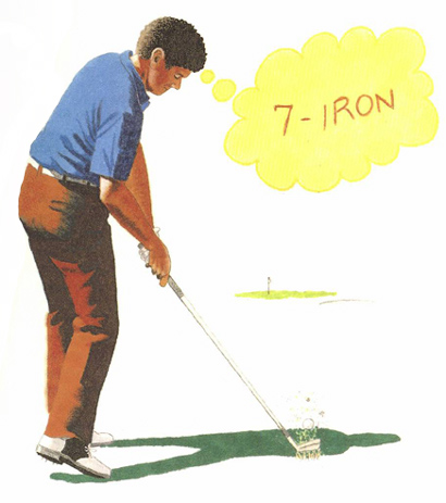 On Long Irons, Don't Try