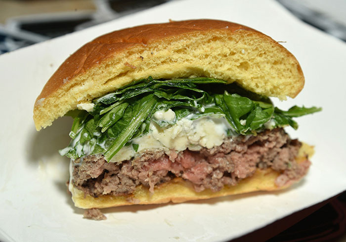 Greg Norman Burger