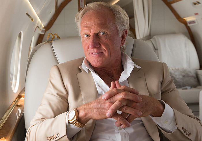 Greg Norman's Shark Tank