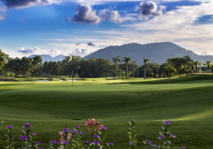 Zhuhai Lakewood Golf Club