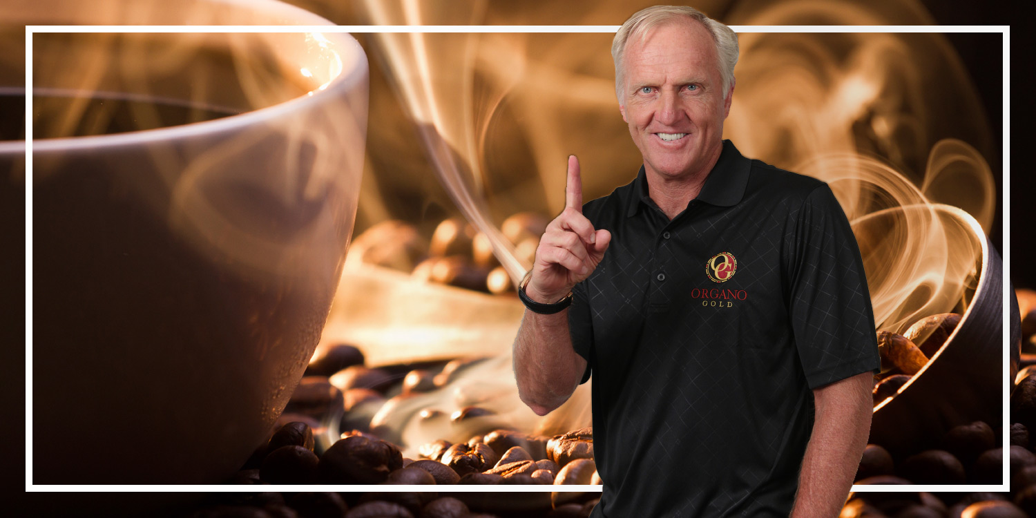 Greg Norman Global Alliance - Organo Gold