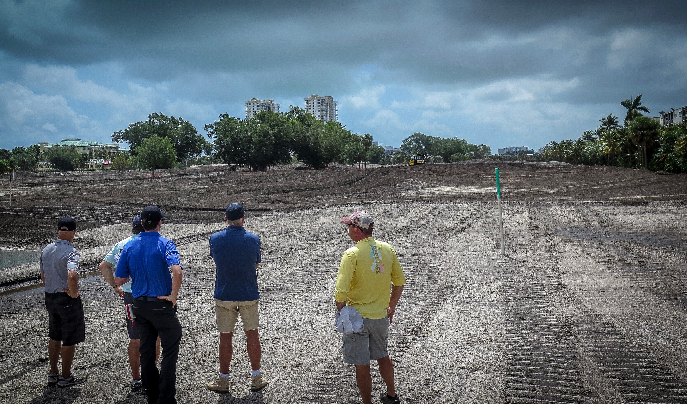 Greg Norman Golf Course Design Announces ReDesign of