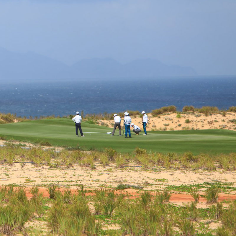 KN Golf Links Cam Ranh Grand Opening