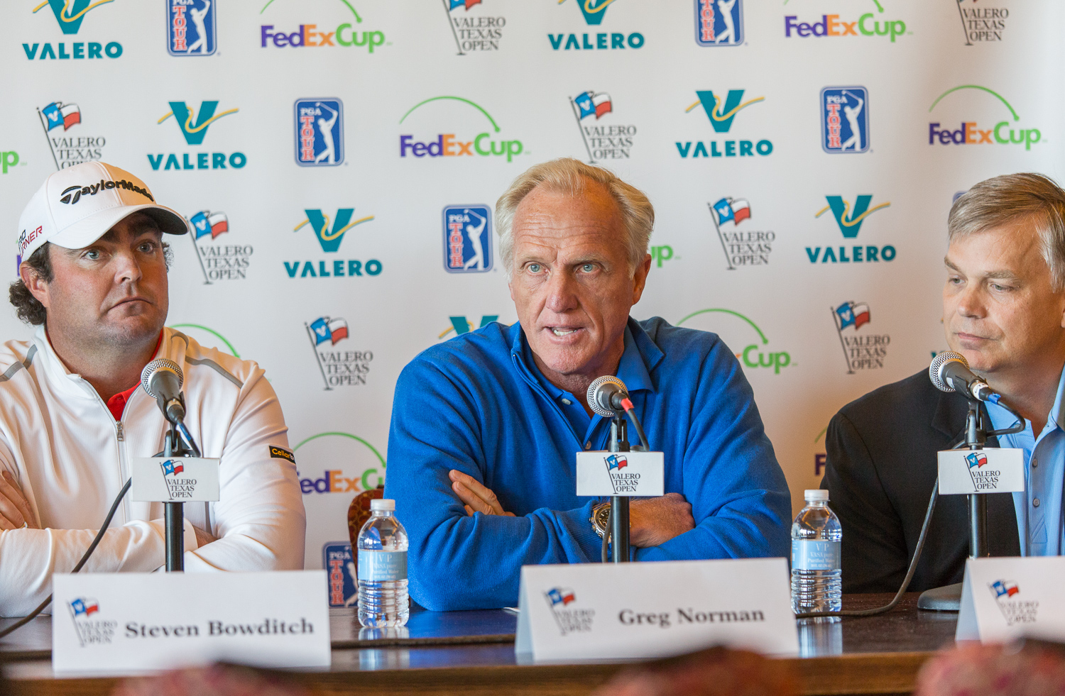 2015 Valero Texas Open Media Day