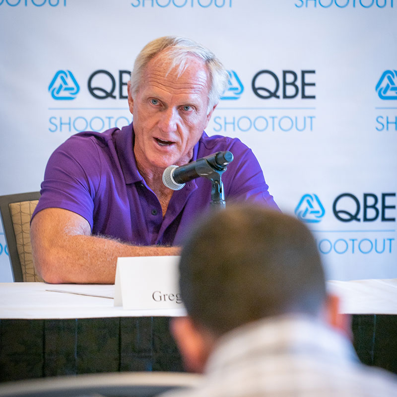 2018 QBE Shootout Media Day